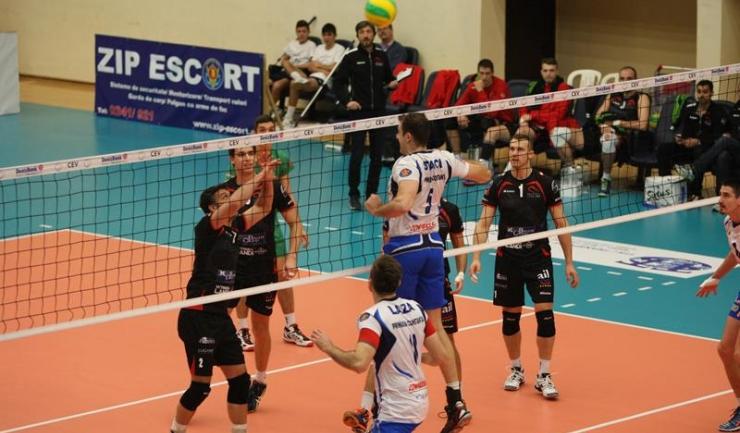 CVM Tomis nu va mai disputa ultimele două meciuri din actuala ediție a Ligii Campionilor