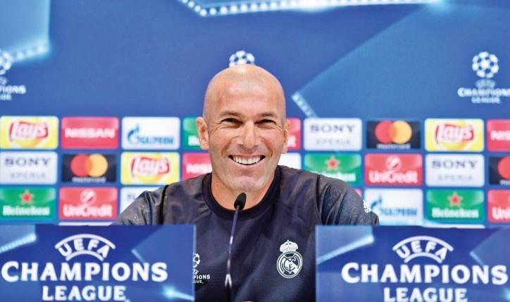 Zinedine Zidane a cucerit Liga Campionilor cu Real Madrid