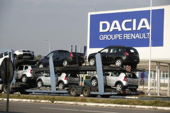 Dacia, groupe Renault