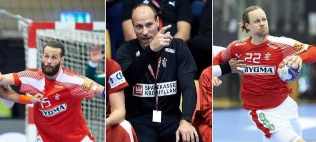 Danemarca a învins categoric Chile (sursa foto: Facebook Men's Handball World Championship 2019)