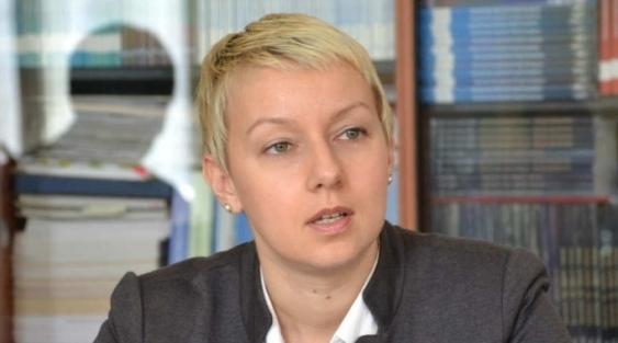 Judecătorul Dana Gârbovan