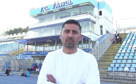 """Ionel Dănciulescu, manager sportiv Farul: """"Avem nevoie ca de aer de cele trei puncte"""""""