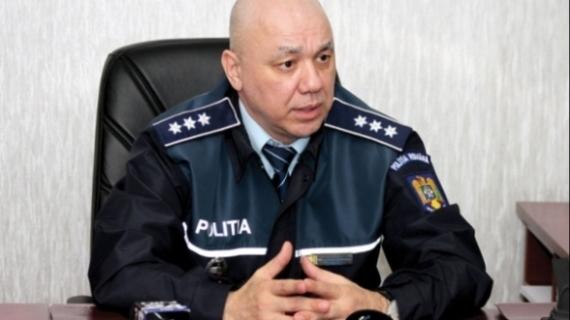Comisarul-şef Constantin Dancu