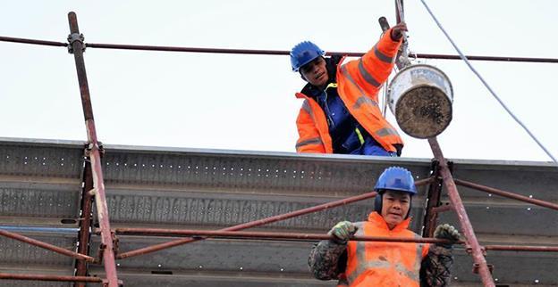 Circa 500 de muncitori vietnamezi lucrează deja în România și există discuții să fie aduși mai mulți