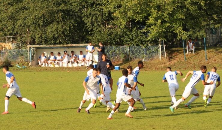 Fotbaliștii de la SSC Farul Constanța au acumulat primul punct din acest campionat