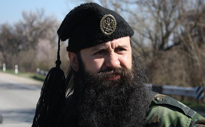 Sârbul Bratislav Zivkovic a participat de partea separatiştilor pro-ruşi la conflictul din Ucraina