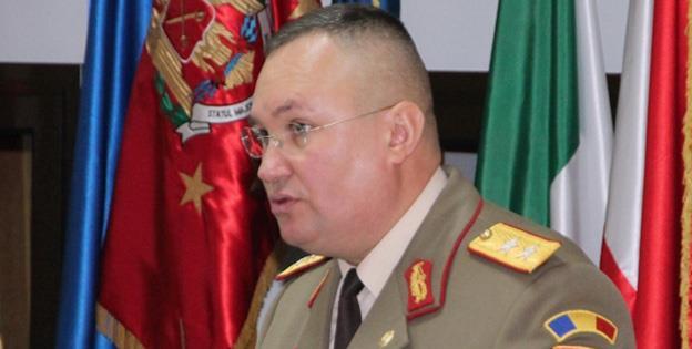 Șeful Statului Major General al Armatei, generalul Nicolae Ciucă
