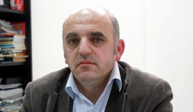 Dezideriu Odet Dudaș, directorul pentru Dezvoltare instituțională al ASDR-RD și director executiv al CMR - România