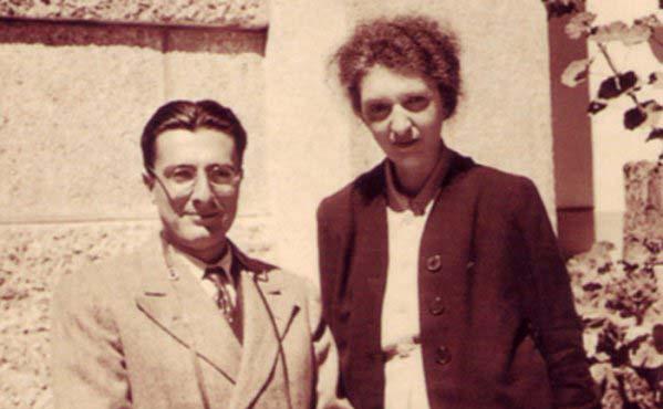 Dinu Lipatti și Clara Haskil