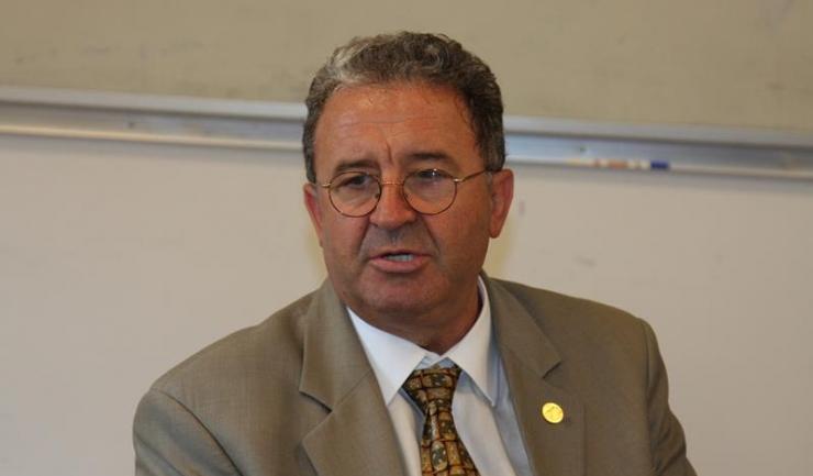 Directorul CNMB, prof. Vasile Nicoară