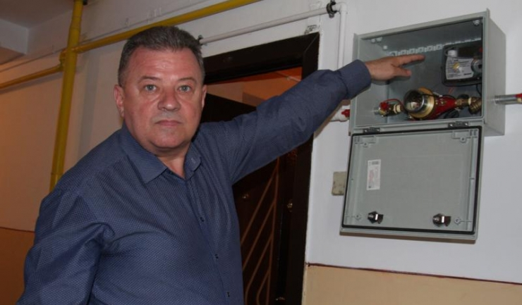Directorul RADET Constanța, Liviu Popa