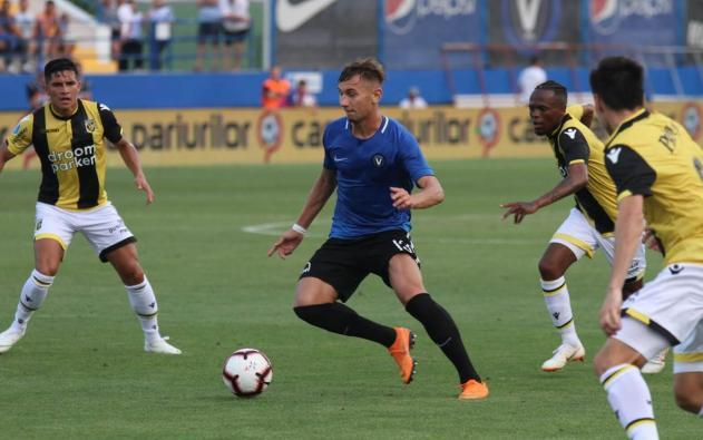 Denis Drăguş, fostul jucător al Viitorului, a fost transferat de la Standard Liege la Crotone