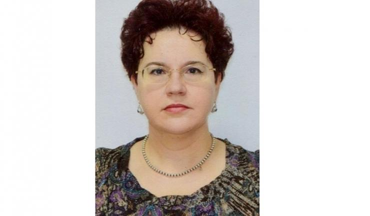 Conf. univ. dr. Lilios Gabriela