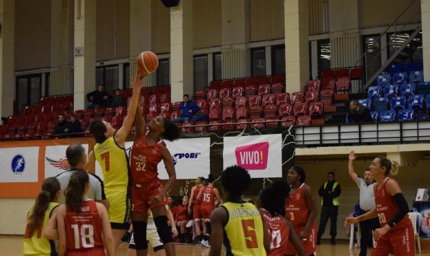 Baschetbalistele de la CS Phoenix-Știința nu au putut produce surpriza în Final Four-ul Cupei României
