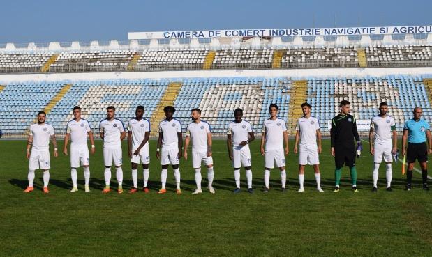 Greşelile nepermise din apărarea celor de la SSC Farul au dus la înfrângerea din meciul cu Universitatea Cluj