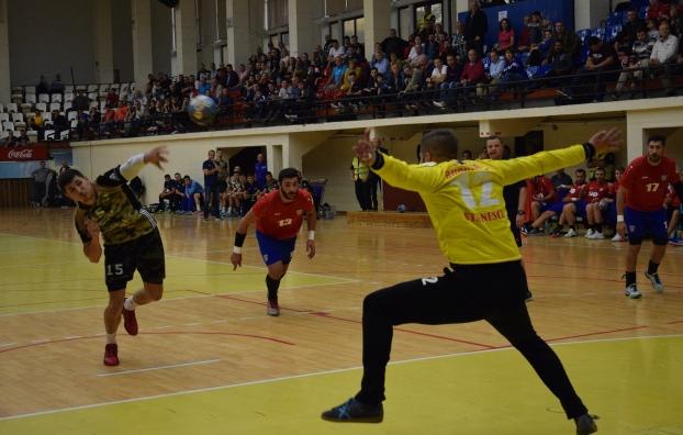 Nikola Crnoglavac a fost, din nou, principalul marcator al HCDS