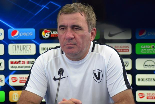 """Gheorghe Hagi, manager tehnic Viitorul: """"Urmează un meci greu acasă"""""""