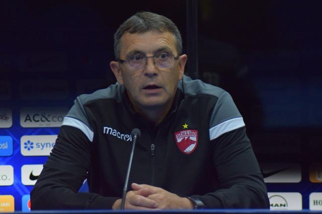 Eugen Neagoe speră ca Dinamo să-și revină în partida cu Universitatea Craiova