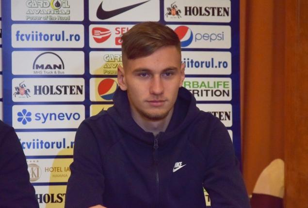 """Denis Drăguș: """"Îmi doresc să îmi revin și să înscriu cât mai repede"""""""