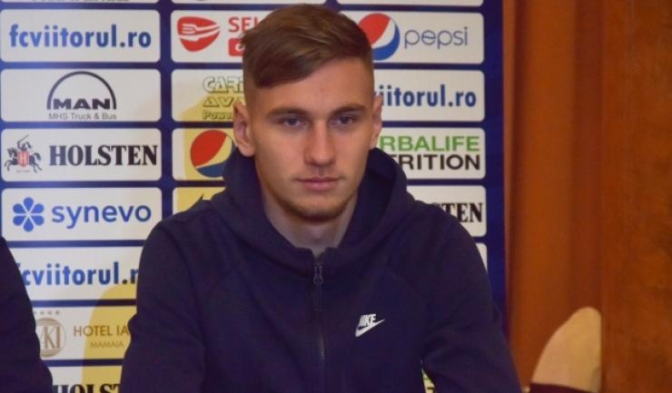 Denis Drăguș a fost chemat la lotul de tineret