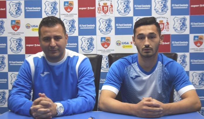 Ianis Zicu şi Ştefan Cană ştiu că partida cu UTA nu va fi una uşoară