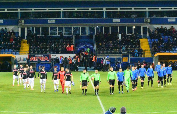 Viitorul va disputa luni, 13 mai, ultimul meci pe teren propriu din actualul sezon