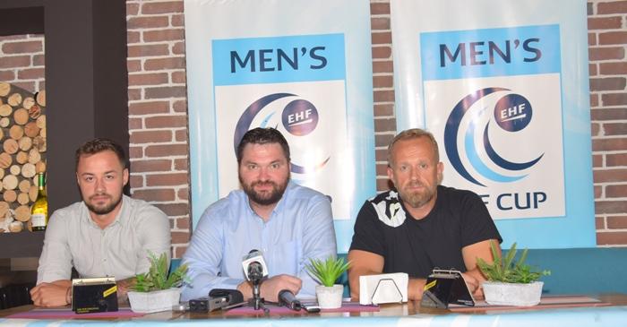 Ionuţ Nistor, Ionuţ Rudi Stănescu şi Zvonko Sundovski aşteaptă un rezultat favorabil în meciul de duminică