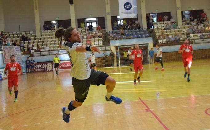 Brazilianul Fabio Chiuffa va putea evolua şi în campionat pentru HCDS