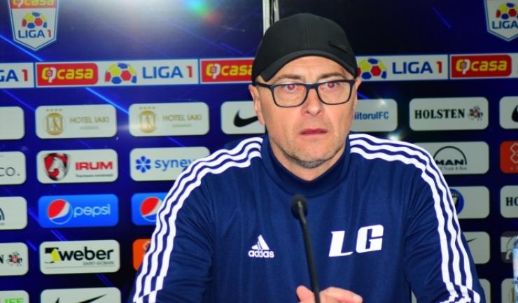 Echipa pregătită de Leo Grozavu, Sepsi Sf. Gheorghe, a obţinut o victorie categorică