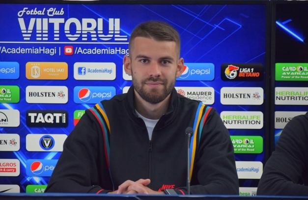 """Bogdan Ţîru: """"Trebuie să fim foarte concentrați și determinați"""""""
