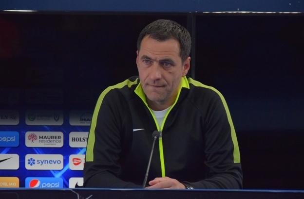 """Cătălin Anghel, antrenor secund Viitorul: """"În joc este participarea în Cupele Europene"""""""