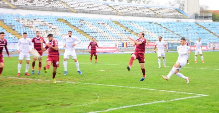 Rapid pierde teren în lupta pentru promovarea în prima ligă