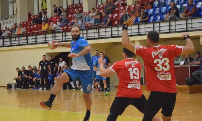 HC Dobrogea Sud a înregistrat a cincea înfrângere în actualul campionat