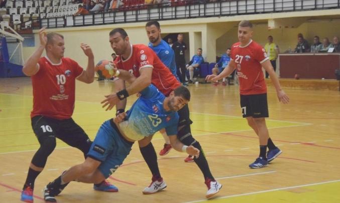 Handbaliştii constănţeni vor evolua în etapa viitoare la Buzău