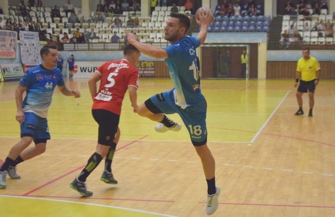 Extrema Vencel Csog a înscris zece goluri pentru HCDS la Buzău