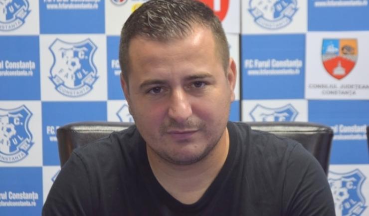 Antrenorul Ianis Zicu are încredere în jucători
