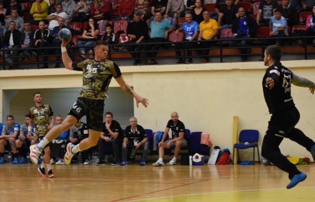 Nemanja Mladenovic a înscris cele mai multe goluri pentru HCDS în partida de sâmbătă