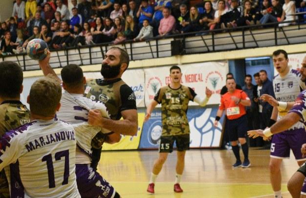 HC Dobrogea Sud a câştigat fără probleme la Suceava