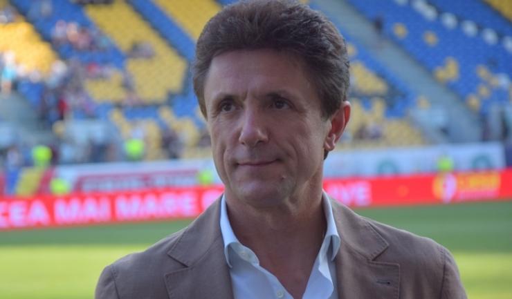 """Gheorghe Popescu, preşedinte FC Viitorul: """"Au venit oferte şi sunt convins că vor mai veni"""""""
