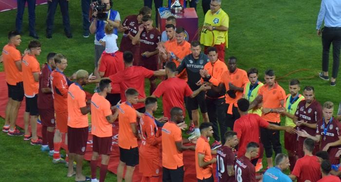 Clujenii vor avea o misiune dificilă în duelul cu Maccabi Tel Aviv
