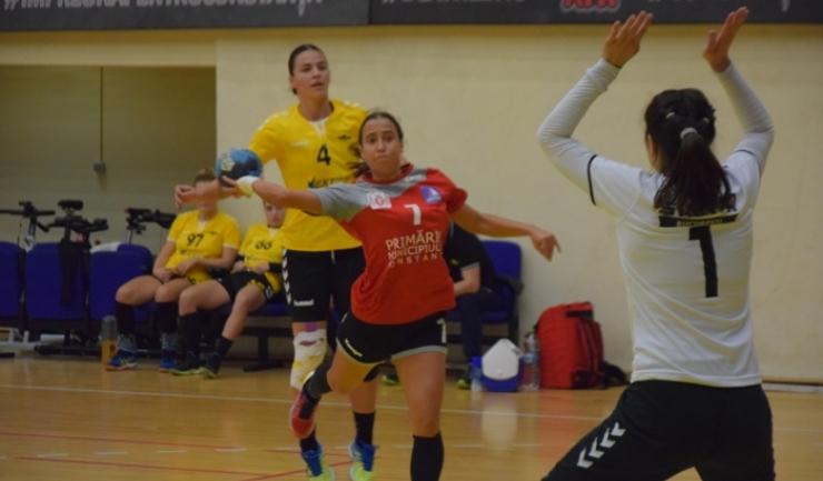 Handbalistele de la CSU Neptun vor întâlni sâmbătă, în Sala Sporturilor, pe CSU Ştiinţa Bucureşti