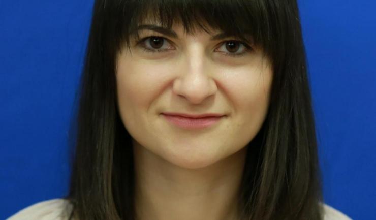 Deputatul Cristina Dumitrache