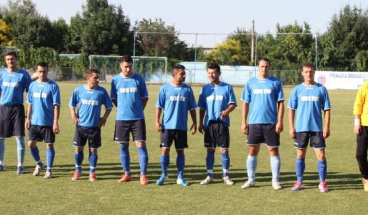 Dunărea Ostrov plătește cu retrogradarea o neprezentare în Cupa României