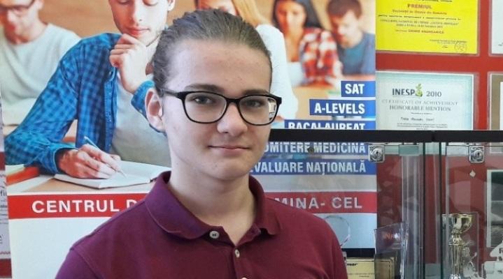 Edis Memiș, elevul de aur al Liceului Teoretic Internațional de Informatică din Constanța