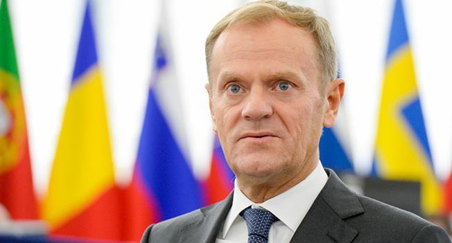 Preşedintele Consiliului European, Donald Tusk