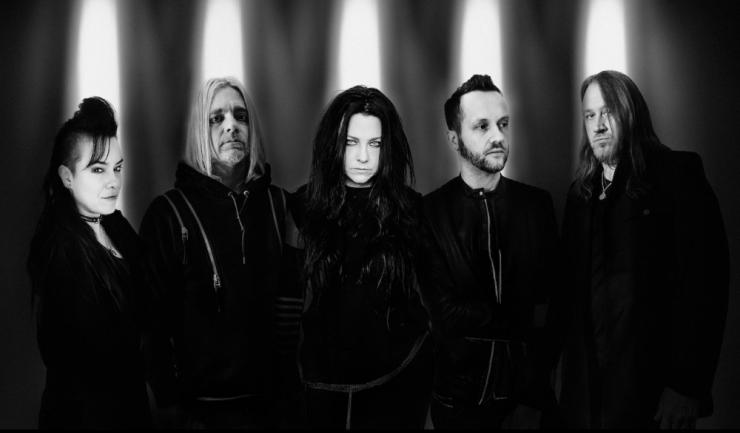 Foto: facebook, Evanescence