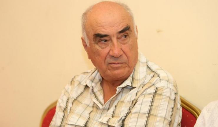 Scriitorul Ion Coja