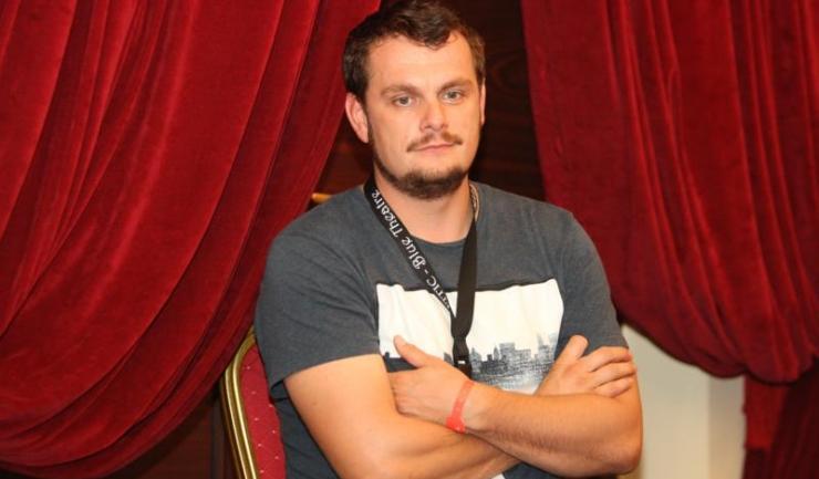 George Remeș, fondatorul Teatrului Godot din București