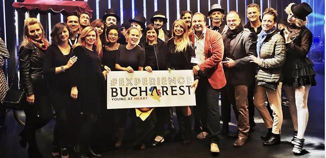Bloggeri, jurnaliști, influenceri și specialiși în social media din întreaga lume au vizitat, între 2 și 5 noiembrie, Bucureștiul
