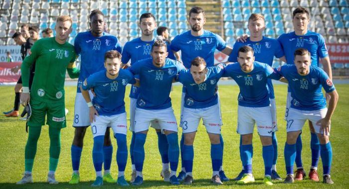 FC Farul Constanţa s-a impus fără probleme